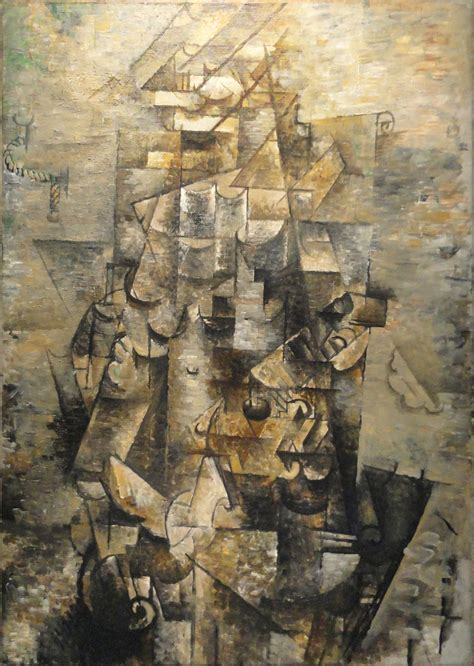 file georges braque 1911 12 with a guitar figure l homme 224 la guitare on canvas