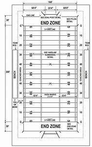 High School Of American Football Field Dimensions Pictures ...