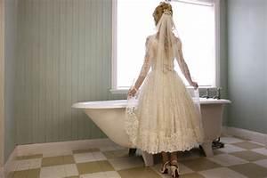 Elegant Photos of Vintage Lace Wedding Dresses with Tea ...