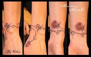 Quelle Cheville Choisir : tatouage de fleurs tatouage fleur vanille polynsien ~ Premium-room.com Idées de Décoration