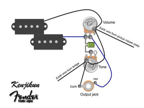 Jazz Bass Series Parallel Wiring Diagram