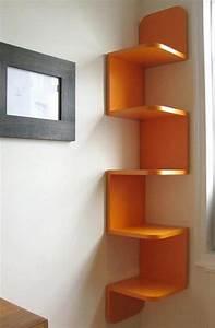 DIY Corner Shelving - Paperblog
