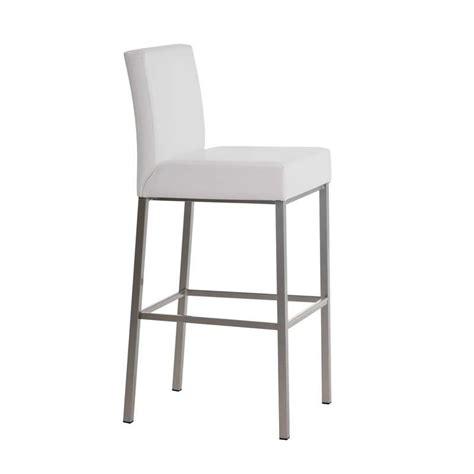 chaise de bar 4 pieds tabouret de bar en métal moby 4 pieds tables chaises