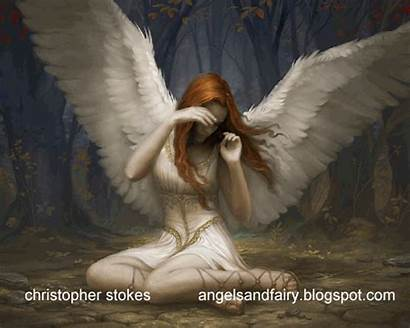 Angels Cry Animation Load Angelic Seconds Few