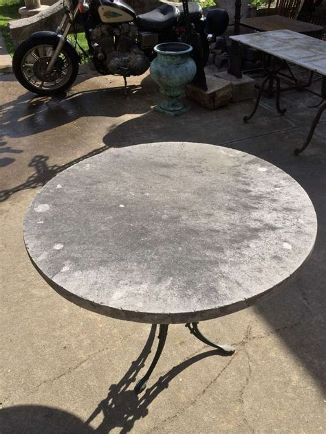cast iron garden table for sale at 1stdibs