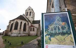 Plombier Auvers Sur Oise : eglise d 39 auvers sur oise peinte par van gogh ~ Premium-room.com Idées de Décoration