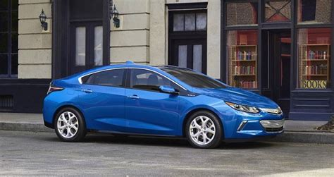 2018 Chevrolet Volt Changes Release  20182019 Popular