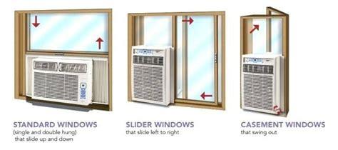 heres   choose  air conditioner   apartment casement window air conditioner