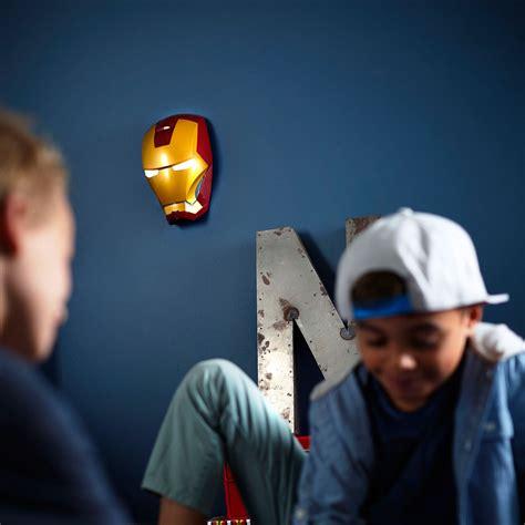 character 3d wall lights marvel wars disney childrens bedroom lighting new ebay