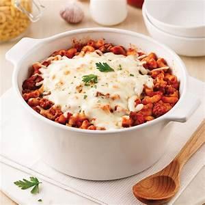 Cuisine Au Micro Onde : macaroni au boeuf au micro ondes recettes cuisine et ~ Nature-et-papiers.com Idées de Décoration