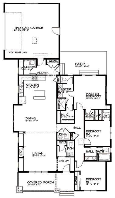 sqft floor plan features open floor plan rear garage main floor master bed bath