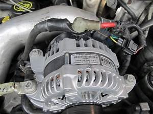 V10 High Output Alternator Wiring
