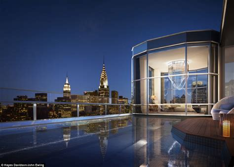 free standing kitchen pantry furniture manhattan duplex penthouse listed for just 70 million