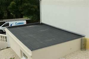 étanchéité Terrasse Béton : etancheite sur terrasse beton toiture maison oeufenpoudre ~ Nature-et-papiers.com Idées de Décoration