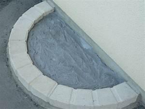 Bordure En Ciment : faire chappe sans fissures ~ Premium-room.com Idées de Décoration