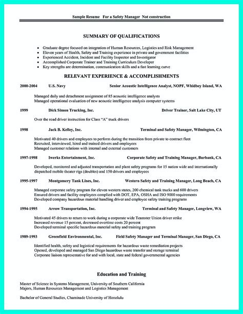Superintendent Resume Sle by Pin On Resume Template Manager Resume Resume Exles