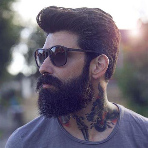 beard styles   face shape