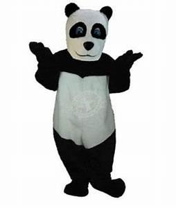 Panda Kostme Maskottchen Panda Gnstig Kaufen Oder