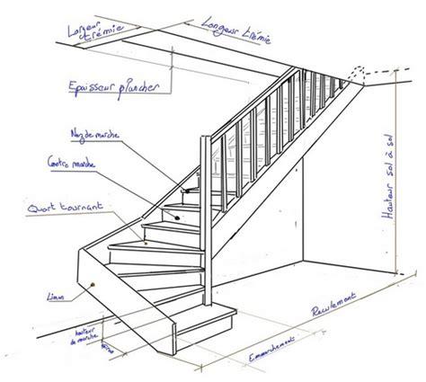 reculement d un escalier tout savoir sur les escaliers renovation decoration