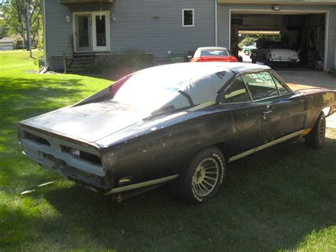 1969 dodge charger true 383 big block car for sale