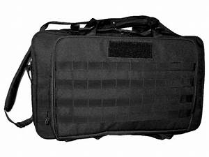Black In Flight Carry Bag for Police, Ambulance, Paramedic ...