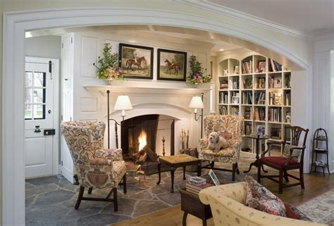canary cottage traditional family room philadelphia