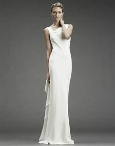 pippa middleton39s sleek sarah burton gown get the look With sarah burton wedding dresses