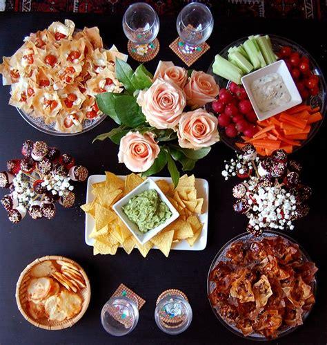 recettes pour  apero estival healthy recettes