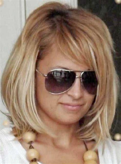 medium haircuts with bangs 2014 2015 hairstyles and