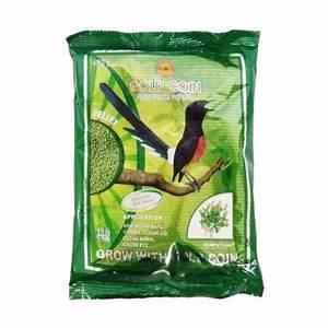 Jual Gold Coin Seaweed Pakan Burung Anis, Murai, Cucak Ijo ...