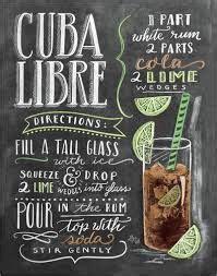imagem relacionada drinks receitas cuba libre receitas