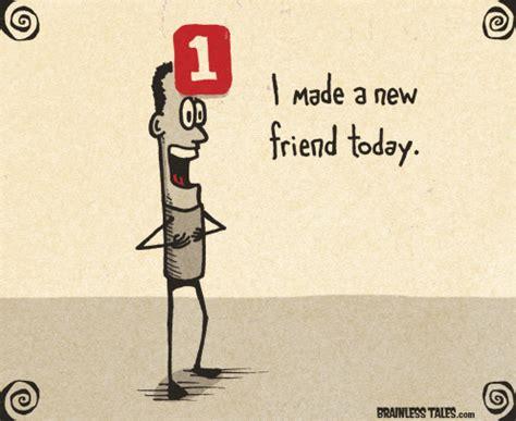 New Friend  Brainless Tales