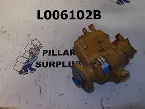 Stanadyne Fuel Injection Pump Jdb