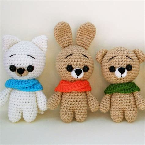 amigurumi patterns  crochet animal patterns