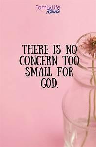 He will take care of you. | FAITH | Family life radio ...