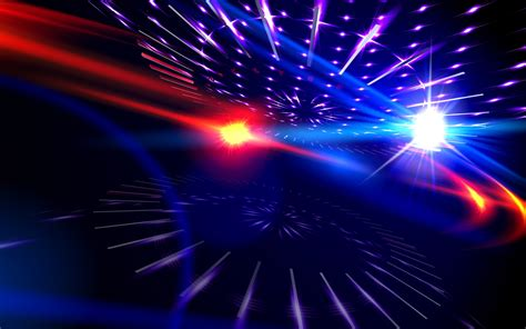 red white and blue lights 3d wallpaper red blue 3d wallpaper red blue hd download