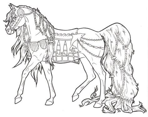 Printable Horses Coloring Pages Free Printable Coloring Pages For Adults Coloring
