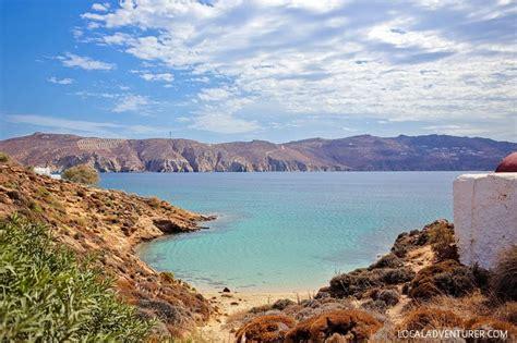 Best Kept Secret Of Mykonos Agios Sostis Mykonos Beach