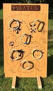 Jeux Exterieur Anniversaire : tutoriel comment fabriquer un jeu pour kermesse ou pour anniversaire ~ Melissatoandfro.com Idées de Décoration