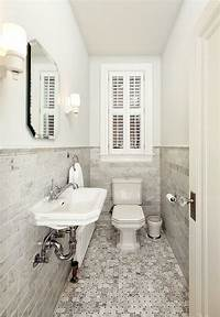 powder room ideas A Timeless Affair: 15 Exquisite Victorian-Style Powder Rooms