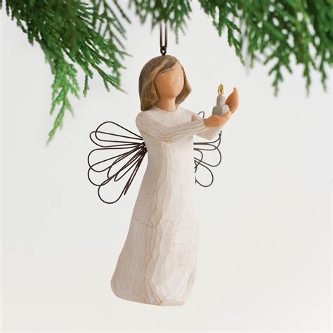 willow tree angel  hope ornament
