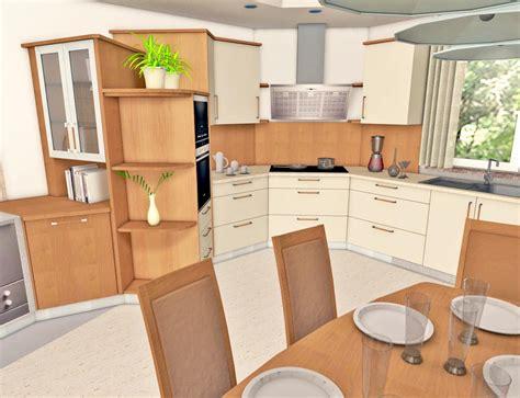 decor cuisine kitchen design interiorcad for vectorworks