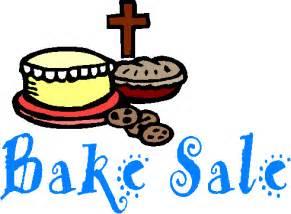 Church Bake Sale Clip Art