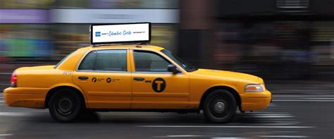 american express   ad targeting  nyc taxis digiday