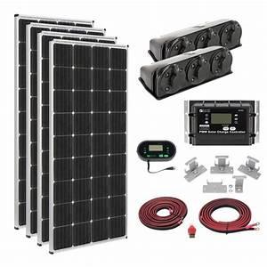 Zamp Solar 680 Watt Roof Mount Kit  U2013 Back Country Solar