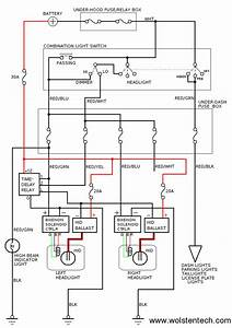 2012 Dodge Ram 2500 Headlight Wiring Diagram