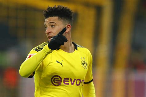 Dortmund chief reiterates Sancho will stay at the club