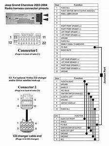 1999 Jeep Grand Cherokee Radio Wiring Diagram