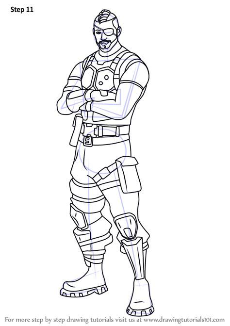 learn   draw battlehawk  fortnite fortnite step  step drawing tutorials