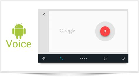 voice android android auto cars and smartphones converge to simplify